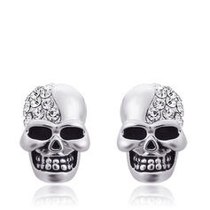 Special Horrifying Skeleton Metal Halloween Decorations