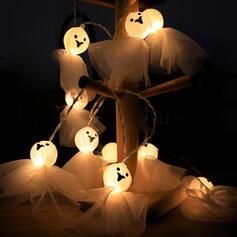 Lovely Horrifying Cartoon Halloween Pumpkin Rubber Lights