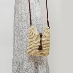 Unique/Attractive/Cute/Bohemian Style/Braided/Handmade Crossbody Bags/Shoulder Bags/Beach Bags/Bucket Bags/Hobo Bags