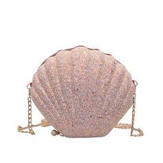 Unik/Charmen/Lysande/shell Shaped/Böhmisk stil Grepp/Satchel/Crossbody Väskor/Axelrems väskor/Strandväskor