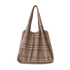 Elegant/Modern/Särskilda/Vintage/Rand Tygväskor/Axelrems väskor/Hobo väskor/Förvaringsväska/Handtagsväskor