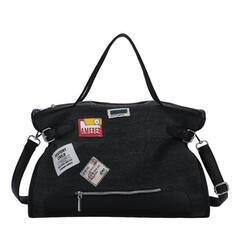 Unik/Splice Color/Böhmisk stil/Multifunktionella/Resa/Super bekvämt Tygväskor/Crossbody Väskor/Axelrems väskor/Hinkväskor/Hobo väskor