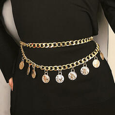 With Gold Plated Women's Ladies' Belts 1 PC