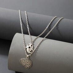 Attractive Charming Artistic Delicate Alloy Women's Ladies' Necklaces