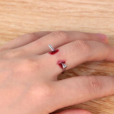 Halloween Blod Legering Ringar