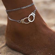 Legering Strand smycken Fotlänk