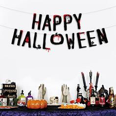 Lovely Horrifying Cartoon Halloween Rubber Wall Art