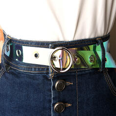 Women's Beautiful/Classic/Simple/Luxurious/Colorful/Vintage Polyester Belts