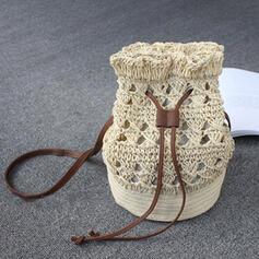 Modern/Böhmisk stil/Flätad Crossbody Väskor