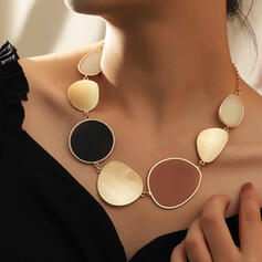 Fashionable Stylish Alloy Women's Ladies' Necklaces