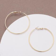 Stylish Alloy Women's Earrings (Set of 2)