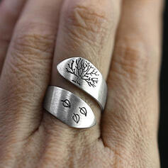 Vintage Classic Alloy Women's Rings