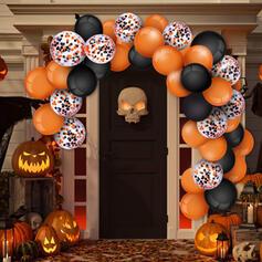 Lovely Horrifying Cartoon Halloween Nylon Ball (Set of 80)