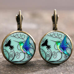 Charming Pretty Artistic Romantic Alloy With Butterfly Women's Earrings
