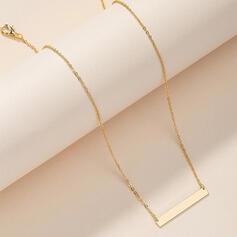 Fashionable Alloy Women's Necklaces 1 PC