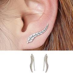 Pretty Delicate Alloy Women's Earrings 2 PCS