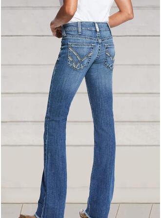 Extra stor storlek Rev Tofs Elegant Vinobranie Denim & Jeans