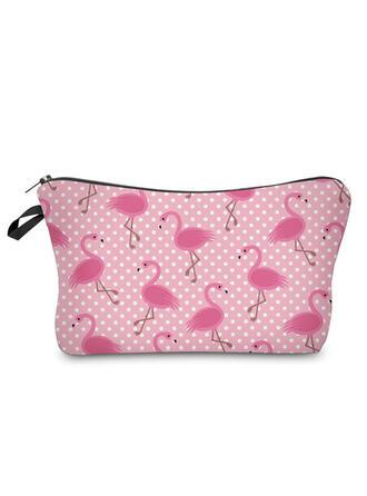 Flamingo Makeup Bags