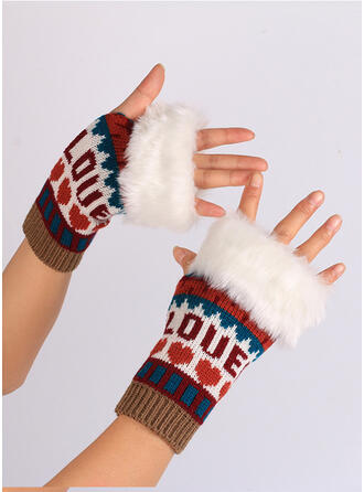 Stitching/Christmas Style Skin-Friendly/Multi-color Gloves