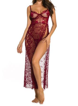 Spets Grimma Sexig Underklänning