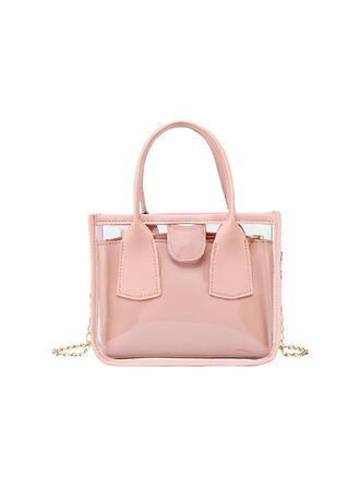Unique/Charming/Transparent/Commuting Tote Bags/Crossbody Bags/Shoulder Bags/Beach Bags/Hobo Bags