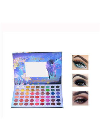 54-color Matte Shimmer Eyeshadow Palette With Box