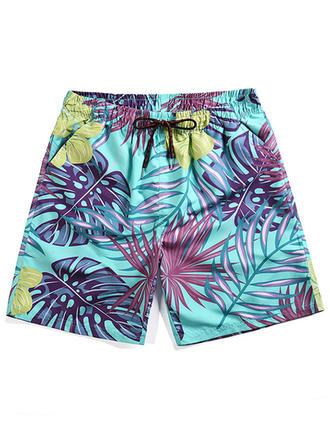 Men's Hawaiian Board Shorts