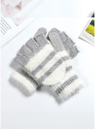 Stitching/Crochet Breathable/Skin-Friendly/Multi-color Gloves