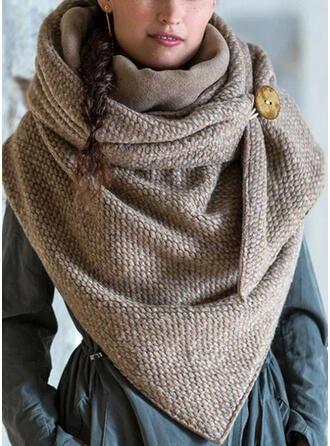 Solid Color/Retro/Vintage Shawls/fashion/Comfortable/Triangle Scarf