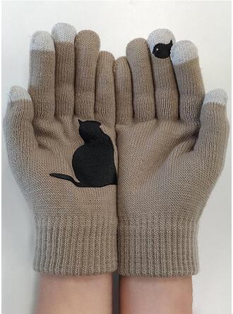Djur attraktiv/Bekväm/Fingrar Handskar